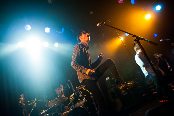 9月22日(火)@大阪・梅田Shangri-La (okmusic UP's)