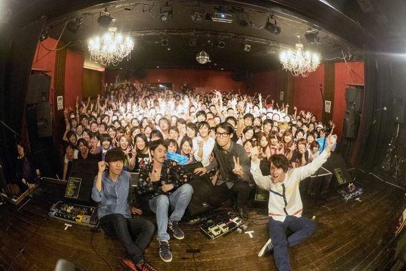 9月22日(火)@大阪・梅田Shangri-La (okmusic UP\'s)