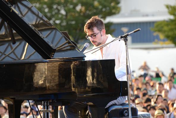 9月20日(日)@「京都音楽博覧会2015 IN 梅小路公園」(Antonio Loureiro) (okmusic UP's)