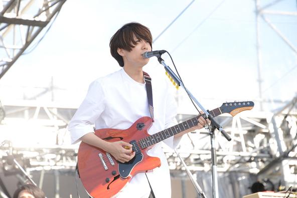 9月20日(日)@「京都音楽博覧会2015 IN 梅小路公園」(indigo la End) (okmusic UP's)