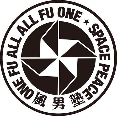 風男塾 ロゴ (okmusic UP's)