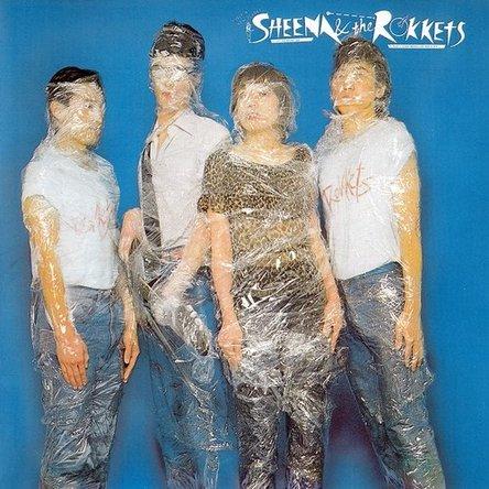 SHEENA & THE ROKKETS『真空パック』のジャケット写真 (okmusic UP\'s)