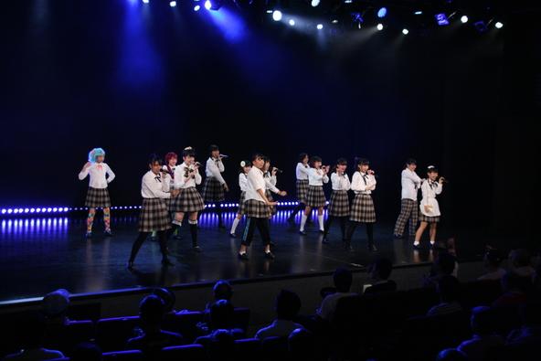 9月23日@劇場「YES THEATER」(〜アイドル歌劇団〜インフローレ女学院) (okmusic UP's)