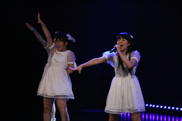 9月23日@劇場「YES THEATER」(d-girls) (okmusic UP's)