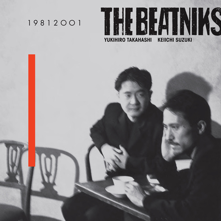 『THE BEATNIKS 19812001』 (okmusic UP's)
