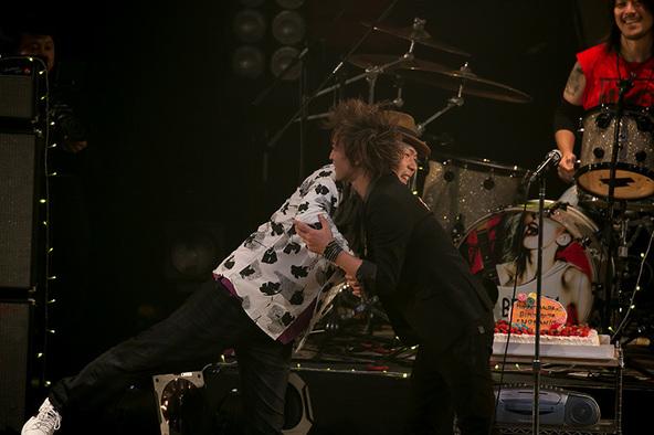 9月29日@六本木 EX THEATER (okmusic UP's)