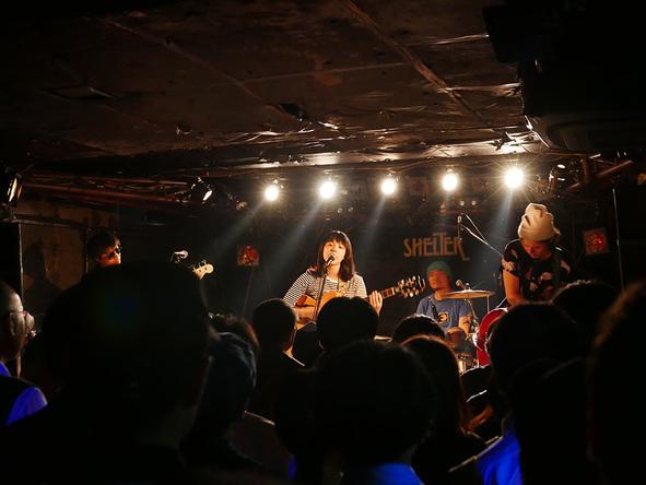 9月29日@下北沢SHELTER (okmusic UP\'s)