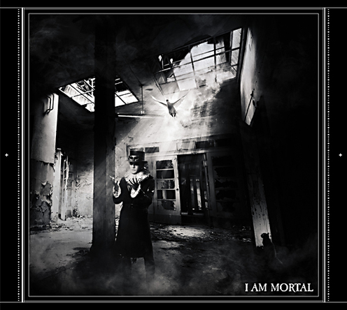 アルバム『I AM MORTAL』 (okmusic UP's)