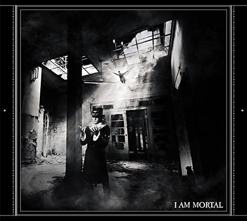 アルバム『I AM MORTAL』 (okmusic UP\'s)