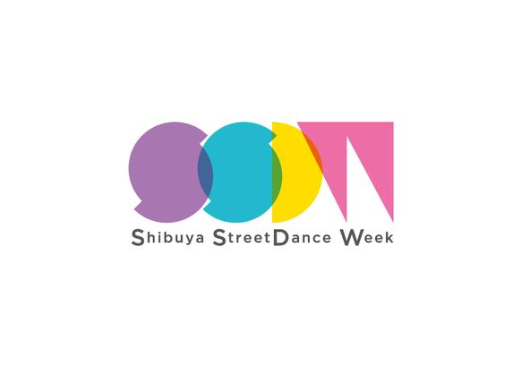 「Shibuya StreetDance Week 2015」ロゴ (okmusic UP's)