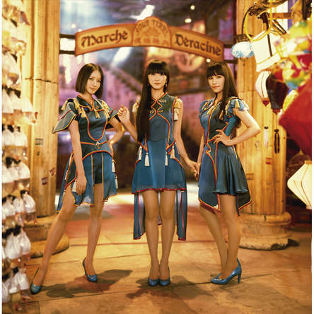 「Cling Cling」/ Perfume (okmusic UP's)