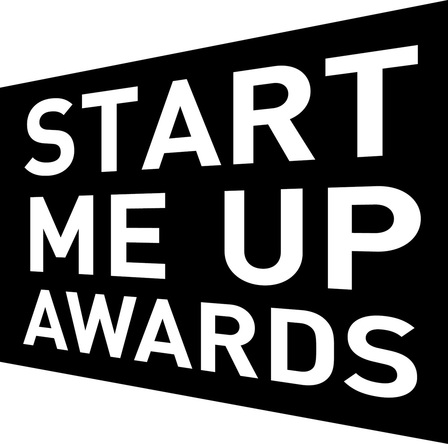 「START ME UP AWARDS」ロゴ (okmusic UP's)