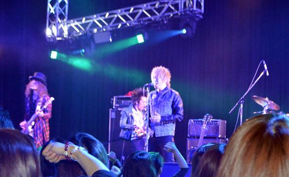 10月4日@新宿ReNY (okmusic UP's)