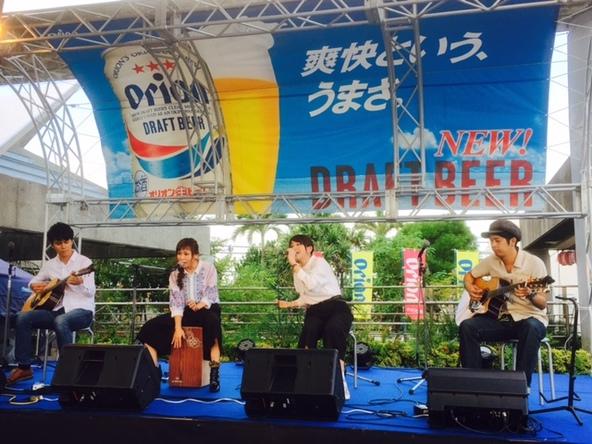 10月5日@オリオンビール株式会社 商品説明会 (okmusic UP's)