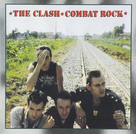 THE CLASH『Combat Rock』のジャケット写真 (okmusic UP\'s)