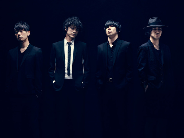 9mm Parabellum Bullet  (okmusic UP's)