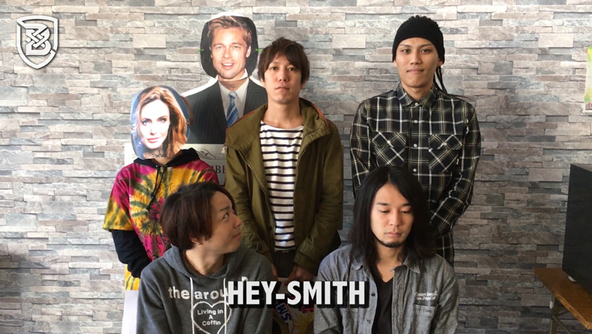 HEY-SMITH (okmusic UP's)