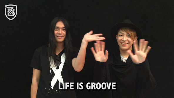 LIFE IS GROOVE (okmusic UP's)