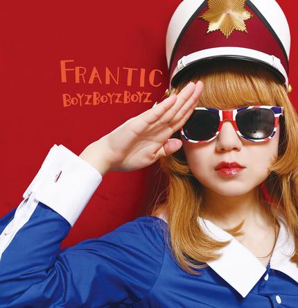 アルバム『FRANTIC』 (okmusic UP's)