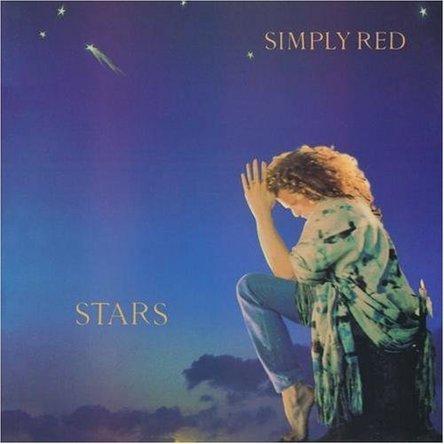 Simply Red「Stars」のジャケット写真 (okmusic UP\'s)