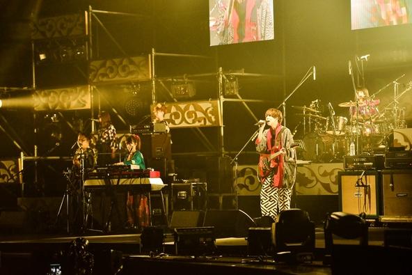 10月14日@横浜アリーナ (okmusic UP's)