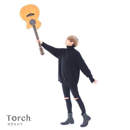 会場限定CD『Torch.』ジャケット(表) (okmusic UP's)
