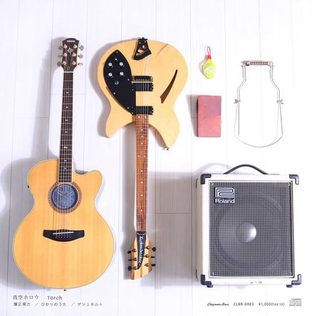 会場限定CD『Torch.』ジャケット(裏) (okmusic UP's)