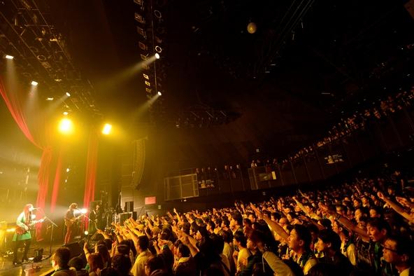 10月17日(土)@東京・赤坂BLITZ (okmusic UP's)