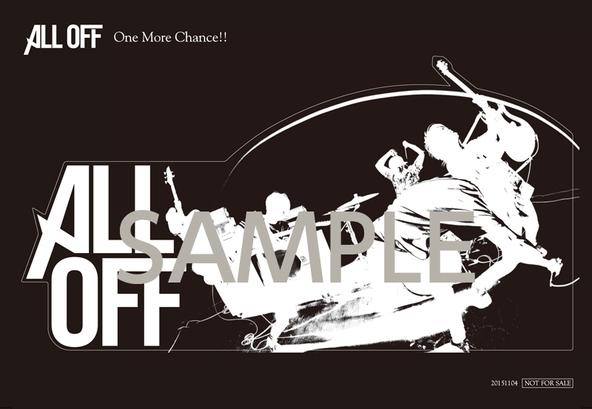 【ALL OFF 購入特典】オリジナル特典:HMV ステッカー (okmusic UP's)
