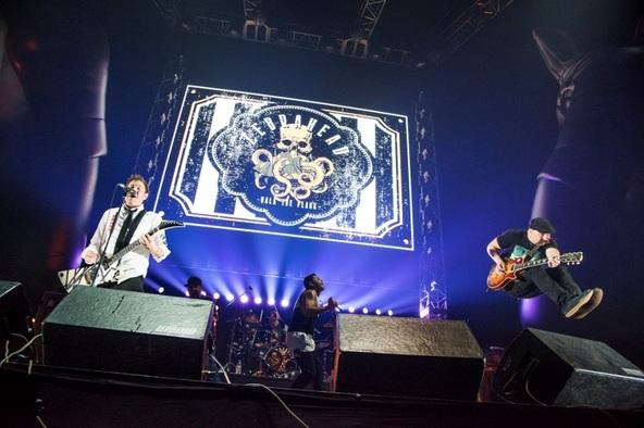 10月17日(土) @埼玉・さいたまスーパーアリーナ (okmusic UP's)