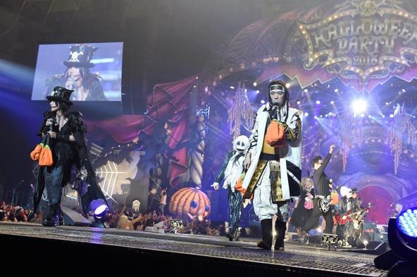 10月17日(土)@神戸ワールド記念ホール(HALLOWEEN JUNKY ORCHESTRA) (okmusic UP's)
