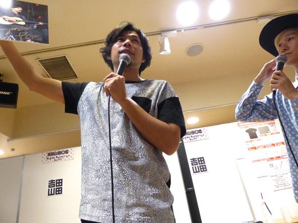 10月18日@『吉田山田展名古屋』 (okmusic UP's)