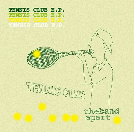シングル「TENNIS CLUB e.p.」 (okmusic UP\'s)