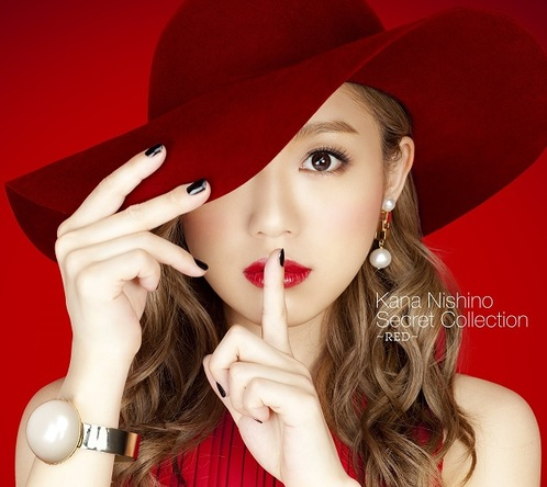 アルバム『Secret Collection ~RED~』【初回生産限定盤】(CD+DVD) (okmusic UP's)