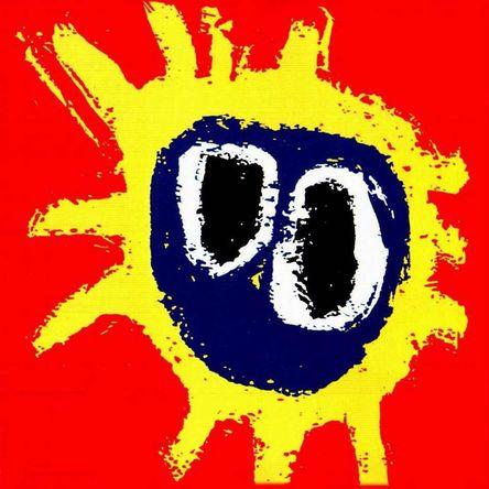 PRIMAL SCREAM『Screamadelica』のジャケット写真 (okmusic UP\'s)
