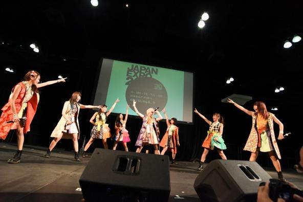 """JAPAN EXPO 2015 in LA""でのCheeky Paradeライブ (okmusic UP's)"