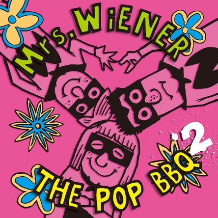 アルバム『THE POP BBQ 2』 (okmusic UP's)