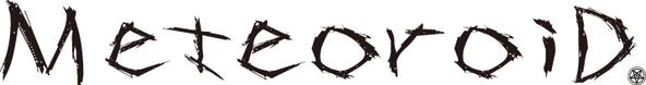MeteoroiD ロゴ (okmusic UP's)