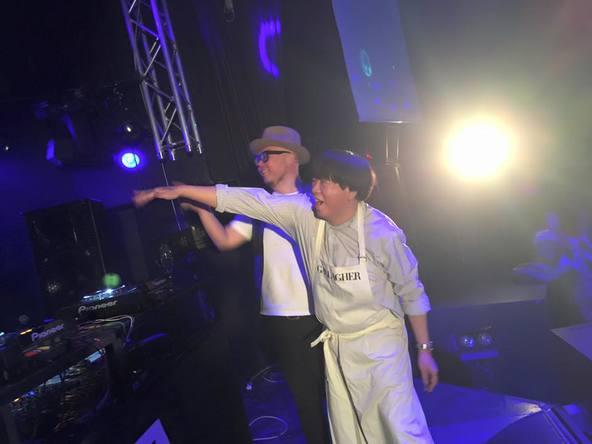 10月17日(土) @渋谷VISION (okmusic UP's)