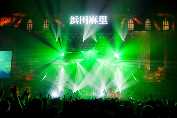 10月11日(日)@『LOUD PARK 2015』 (okmusic UP's)