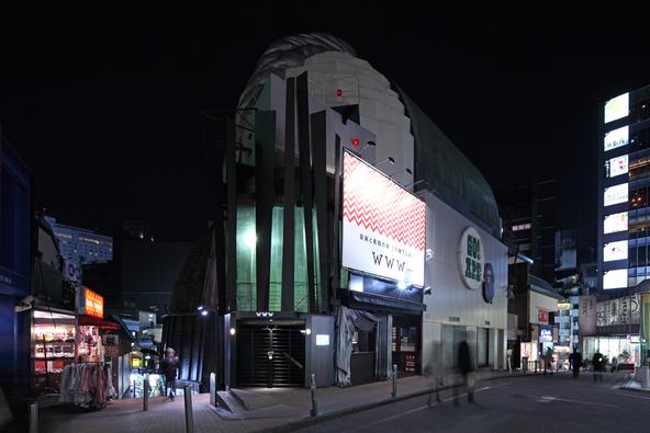 渋谷WWW (okmusic UP's)