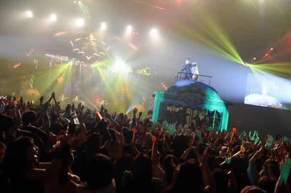 10月24日@幕張メッセ国際展示場9・10・11ホール (okmusic UP's)