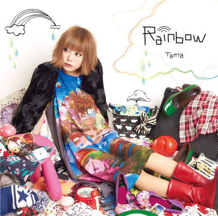 アルバム『Rainbow』 (okmusic UP's)