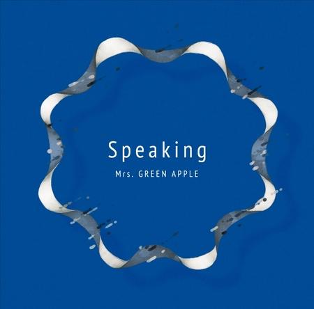 シングル「Speaking」【通常盤】(CD) (okmusic UP's)