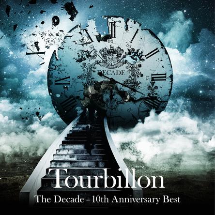 アルバム『The Decade - 10th Anniversary Best』 (okmusic UP's)