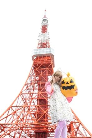 10月31日@「HALLOWEEN & TOKYO」 (okmusic UP's)