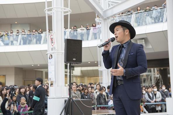 11月1日(日)@ラゾーナ川崎ルーファ広場グランドステージ (okmusic UP's)
