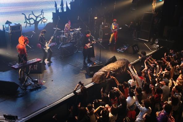 10月31日(土)@東京・赤坂BLITZ (okmusic UP's)