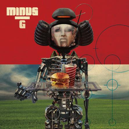 ミニアルバム『G』 (okmusic UP\'s)
