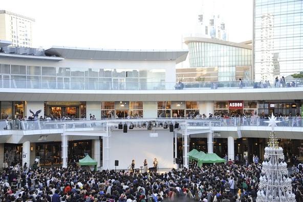11月3日(火・祝)@ラゾーナ川崎・グランドステージ (okmusic UP's)